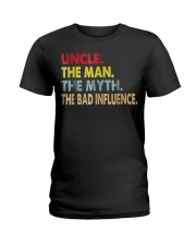 THE BAD INFLUENCE Ladies T-Shirt thumbnail