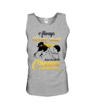 always-wear-your-invisible-crown Unisex Tank thumbnail