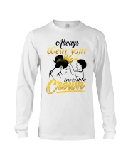 always-wear-your-invisible-crown Long Sleeve Tee thumbnail