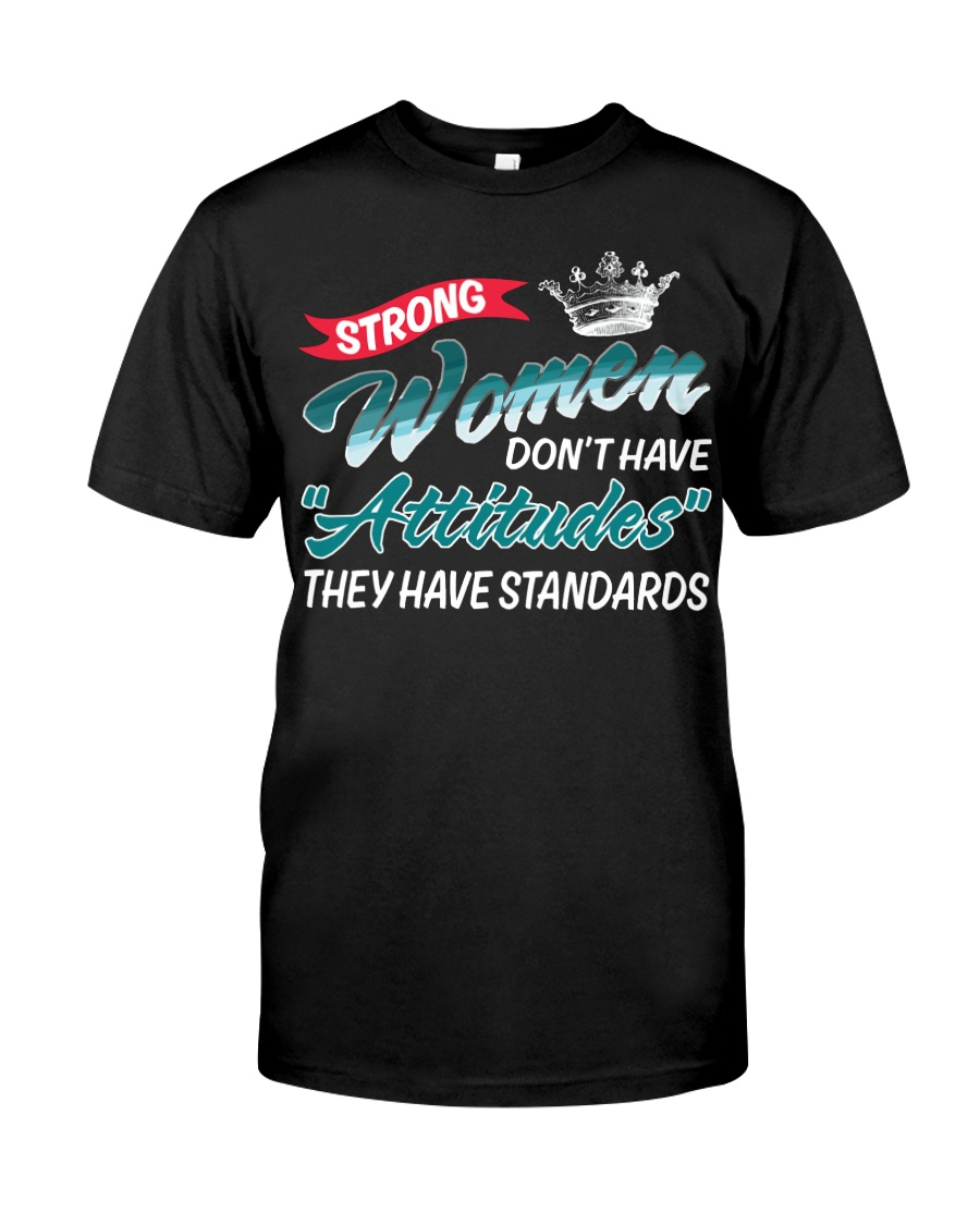 strong-women Classic T-Shirt