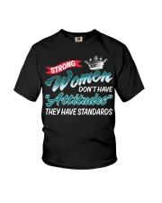 strong-women Youth T-Shirt tile