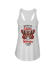 Once-upon-a-time-queen-butterfly Ladies Flowy Tank thumbnail