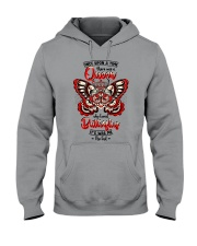 Once-upon-a-time-queen-butterfly Hooded Sweatshirt thumbnail