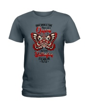 Once-upon-a-time-queen-butterfly Ladies T-Shirt thumbnail