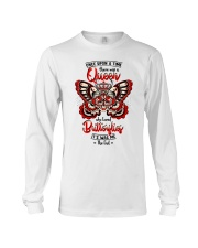 Once-upon-a-time-queen-butterfly Long Sleeve Tee thumbnail