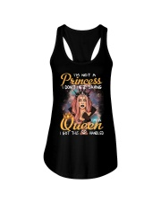 I'm not a princess I don't need saving-the queen Ladies Flowy Tank thumbnail