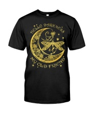 Hello darkness my old friend-dragonfly Classic T-Shirt front