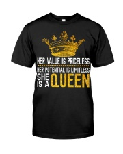 Her value is priceless Classic T-Shirt thumbnail