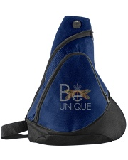 Be Unique-queen of dragonfly Sling Pack front