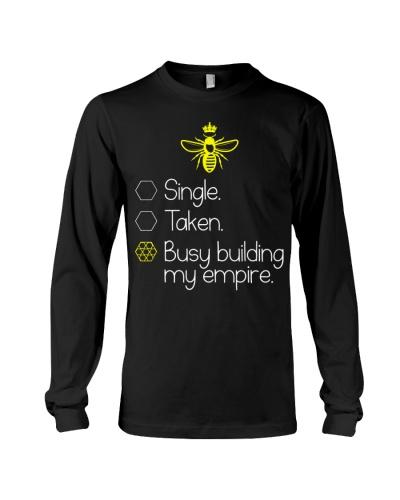 Single taken busy building my empire