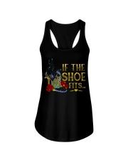 If the shoe fits Ladies Flowy Tank thumbnail