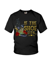 If the shoe fits Youth T-Shirt thumbnail