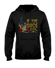 If the shoe fits Hooded Sweatshirt thumbnail