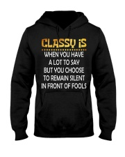 Classy is when you have a lot to say  thumb