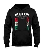 Air Accordion T Shirt Cinco De Mayo Mexican Flag F Hooded Sweatshirt thumbnail