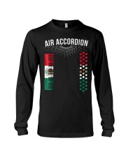 Air Accordion T Shirt Cinco De Mayo Mexican Flag F Long Sleeve Tee thumbnail