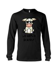 Legend Dairy Cow Pun - Legen  Long Sleeve Tee thumbnail
