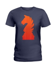 Knight Chess Oran Ladies T-Shirt front