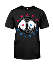 Red or Blue Pill T Shirt truther Classic T-Shirt front