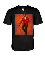 Mens Nupe Shirt  Alpha Kappa Psi 1911  V-Neck T-Shirt thumbnail