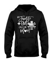 My Favorite AMR EMT calls me mom for Women M Hooded Sweatshirt thumbnail