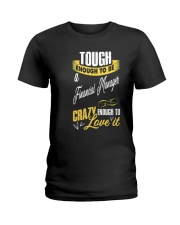 financial Manager T-shirt for financial a Ladies T-Shirt thumbnail