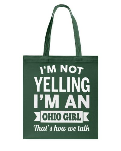 I'm not yelling I'm an Ohio girl