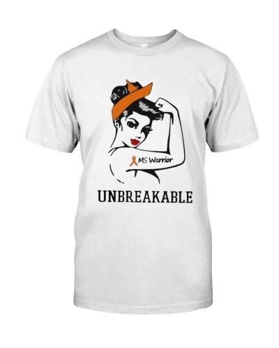 Ms warrior unbreakable