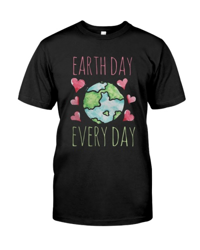 Earth day everyday Earth day