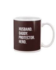 Daddy Husband Protector Hero Mug thumbnail