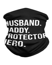 Daddy Husband Protector Hero Neck Gaiter thumbnail