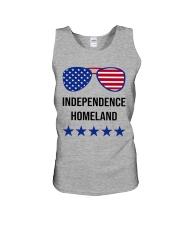 Independence Homeland Unisex Tank thumbnail
