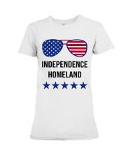 Independence Homeland Premium Fit Ladies Tee thumbnail