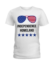 Independence Homeland Ladies T-Shirt thumbnail