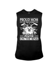 Hockey Pround Mom Sleeveless Tee thumbnail