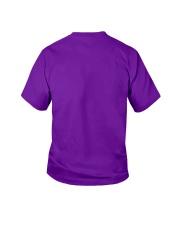Autism Awareness Hockey Youth T-Shirt back