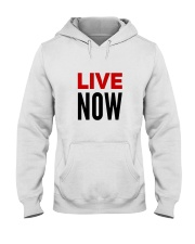 Live Now Inspire Lifestyle Hooded Sweatshirt thumbnail