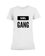 Girl Gang Lifestyle Premium Fit Ladies Tee thumbnail