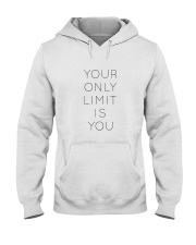 Your Only Limit Is You Inspire Lifestyle Hooded Sweatshirt thumbnail