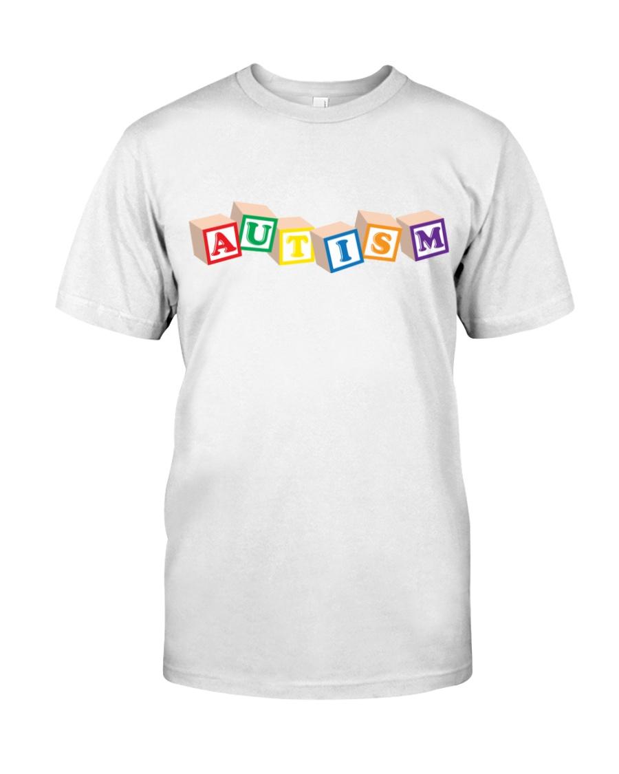 Autism Awareness Day Classic T-Shirt