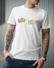 Autism Awareness Day Classic T-Shirt lifestyle-mens-crewneck-front-6