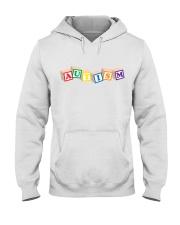 Autism Awareness Day Hooded Sweatshirt thumbnail