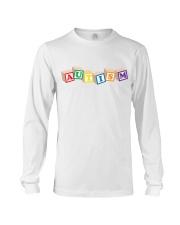 Autism Awareness Day Long Sleeve Tee thumbnail