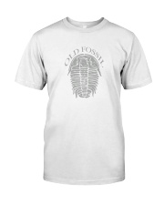 Old Fossil Classic T-Shirt front