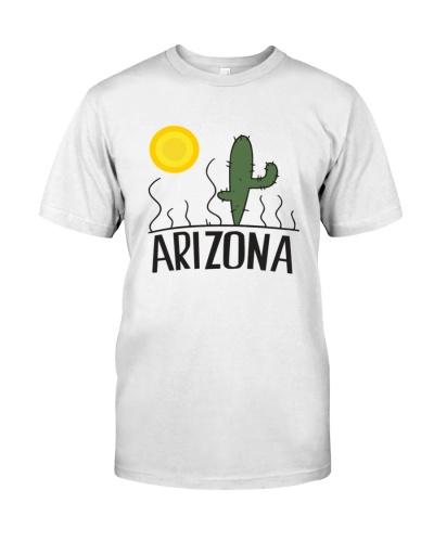 Made in Arizona cactus