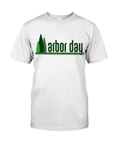 Arbor Day green day on planet