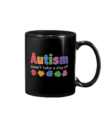 Autism doesn't take a day off