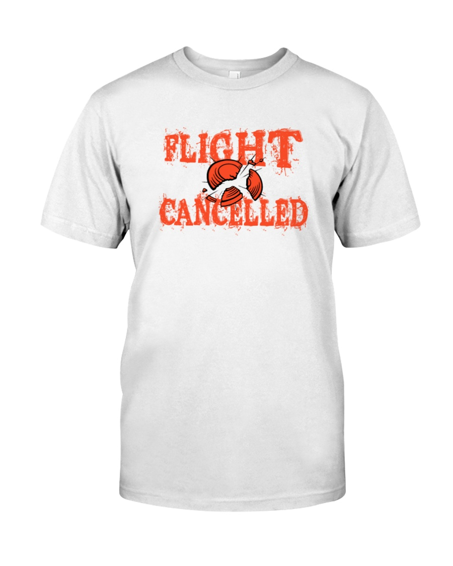 Flight cancelled Classic T-Shirt