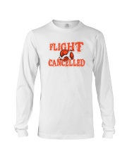 Flight cancelled Long Sleeve Tee thumbnail