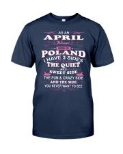 LOVE-POLAND-AND-APRIL Classic T-Shirt thumbnail